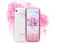 teXet TM-D300 - бюджетный телефон для девушек