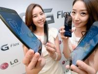 Изогнутый LG G Flex получил золотую награду iF Design Awards 2014