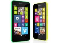 Nokia представила бюджетные смартфоны Lumia 630 и 635 с Windows Phone 8.1