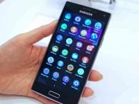 Выход Tizen-смартфона Samsung Z откладывается до осени