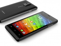 teXet X-medium plus — 4.5-дюймовый смартфон с поддержкой dual-SIM за $115
