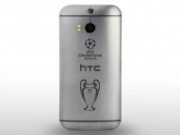 HTC One M8 Champions League Edition — версия флагмана для футбольных фанатов