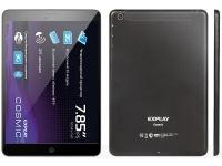 Explay Cosmic — 4-ядерный планшет с Android KitKat и 3G-модулем за $210