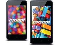 Digma анонсировала бюджетные двухсимники Optima 4.0 и Optima 4.01