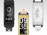 CES 2015: Lenovo представила смарт-браслет VIBE Band VB10
