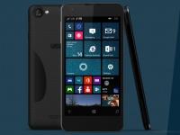 CES 2015: Yezz Billy 5S LTE — WP-смартфон с поддержкой dual-SIM и LTE-сетей
