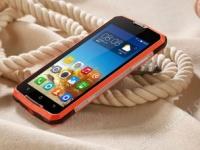Green Orange Voga V1 — смартфон-