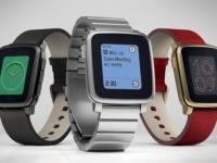 MWC 2015: Pebble представила смарт-часы Time Steel в стальном корпусе