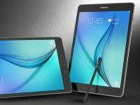 Samsung представила плашнет Galaxy Tab A Plus с пером S Pen