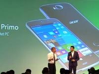 IFA 2015: Acer анонсировала Jade Primo с Snapdragon 808 SoC и геймерский флагман Predator 6