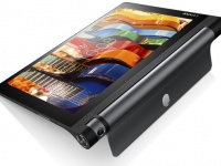 IFA 2015: Lenovo представила 8- и 10-дюймовый YOGA Tab 3