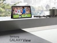 Открыты предзаказы на еще неанонсированный планшет Samsung Galaxy View