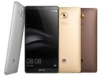 CES 2016: 6-дюймовый металлический флагман Huawei Mate 8 представлен официально