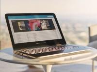 HP Spectre 15.6 x360 — ноутбук-трансформер high-end класса за $1149