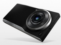 Panasonic представила продвинутый Android-камерофон Lumix DMC-CM10