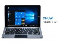 CHUWI HiBook —  гибрид планшета и ноутбука с USB Type-C и двумя ОС