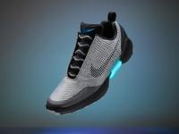 SMARTtech: Nike HyperAdapt 1.0 — самозашнуровывающиеся кроссовки из