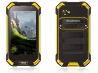 Blackview BV6000 — защищенный 8-ядерный смартфон с емким аккумулятором