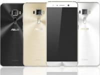 ASUS Zenfone 3 и Zenfone 3 Deluxe