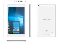 Vido W8C — 8-дюймовый планшет на ОС Windows 10 за $76