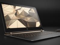 HP Spectre 13.3 — ноутбук-трансформер high-end класса с Windows 10