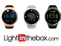 Распродажа смарт-часов на Lightinthebox - скидки более 50%
