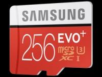 Samsung Electronics представляет EVO Plus 256 ГБ
