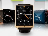 No.1 D6 – смарт-часы с самой большой диагональю дисплея уже в GearBest.com