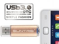 Товар дня: Suntrsi USB Flash Drive OTG USB 3.0 за $3.19 на aliexpress