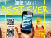 Распродажа к летнему отпуску от Gearbest.com