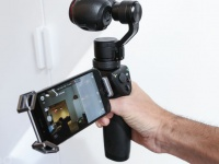 SMART tech: профессиональная съемка видео с DJI OSMO X3 и смартфоном