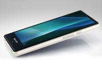 Sharp представила защищенные смартфоны Aquos P1 и Aquos mini SH-M03