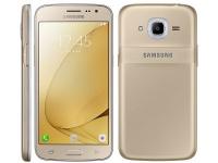 Samsung Galaxy J2 (2016) со светодиодным кольцом Smart Glow засветился на рендере