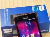 Видеообзор смартфона Philips Xenium V377 от портала Smartphone.ua!