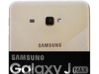 Samsung готовит к анонсу 7-дюймовый смартфон Galaxy J MAX
