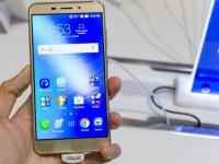 ASUS официально представила смартфоны Zenfone 3 Max и Zenfone 3 Laser