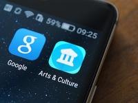 Google анонсировала приложение Arts & Culture