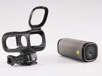 Компания LG Electronics выводит на рынок Южной Кореи новое устройство из серии LG Friends – экшн-камеру LG Action CAM