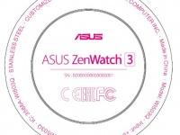 Смарт-часы ASUS ZenWatch 3 получат круглый дисплей