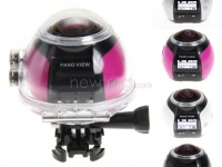 4K 360 Degrees Wifi Panoramic камера - $77 за собственную виртуальную реальность