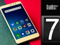7 мощных смартфонов с большой скидкой от GearBest.com