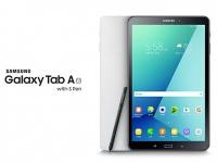 Samsung представила 10.1-дюймовый Galaxy Tab A (2016) с поддержкой S Pen