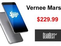 Vernee запускает предпродажу флагмана Mars за $229.99