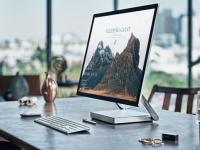 Microsoft представила самый тонкий моноблок в мире Surface Studio