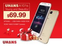 UHANS A101s уже доступен к заказу и участвует в сумасшедшей распродаже 11.11 в Китае