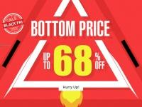Готовися с новым распродажам: Черная пятница, День Благодарения + призы и купоны в GeekBuying.com