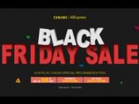 Масштабная распродажа планшетов Chuwi «Черная пятница» в магазине Gearbest.com