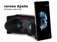 Флагман Vernee Apollo с 2K-экраном производитель считает лучшей альтернативой OnePlus 3T