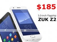 ZUK Z2 - один из лучших 5-дюймовых смартфонов на Snapdragon 4ГБ ОЗУ за $185