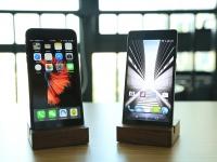 Биометрический сенсор Vernee Apollo быстрее, чем у iPhone 7 Plus